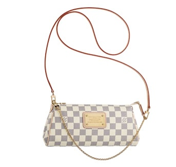 Cena Louis Vuitton handbag damier canvas eva clutch - Diskuze ... b7bd42a7a64