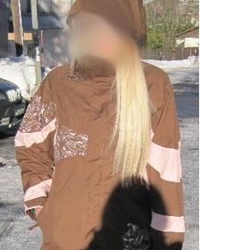 R�ovohn�dn� zimn� bunda Volcom - foto �. 1