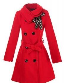 Červené kabáty - Bazar Omlazení.cz