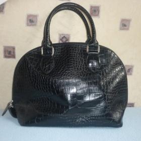 Černá kabelka Reserved - foto č. 1