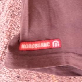Sportovn� triko se zaj�mav�m potiskem Nordblanc - foto �. 1