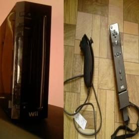 Nintendo Wii black sports resort - foto �. 1