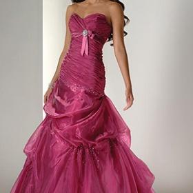 Koupím šaty na stužkovák, plesové šaty - foto č. 1