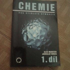 Chemie pro �tyrlet� gymn�zia 1. d�l