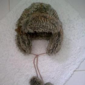 Koupím čepici na zimu - ušatku - foto č. 1