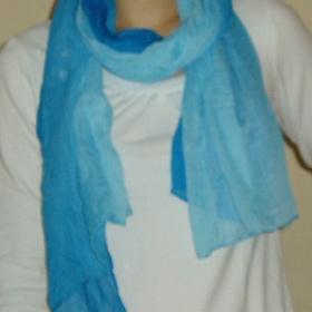 Modrá šálka - foto č. 1