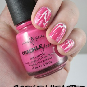 China Glaze - Broken hearted (praskac� lak) - foto �. 1