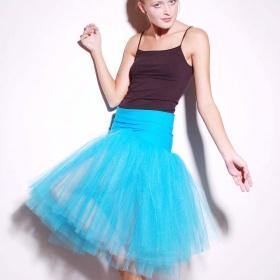 Tylová sukně, - foto č. 1