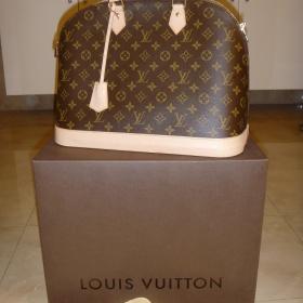 Louis Vuitton Alma kabelka - foto č. 1