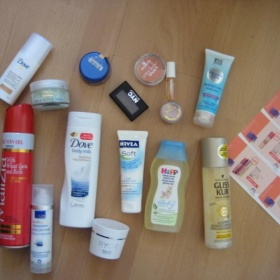 Sada kosmetiky - foto č. 1