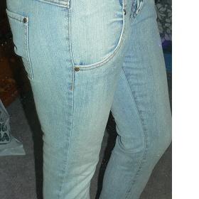 Světlé džíny  Met in Jeans - foto č. 1