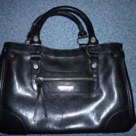 Černá kabelka do ruky - foto č. 1