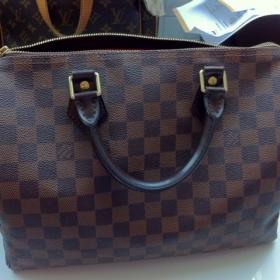 Louis Vuitton speedy 30 damier ebene - foto č. 1