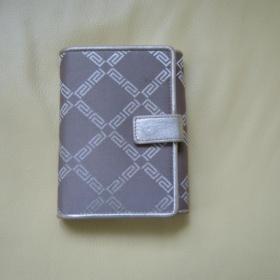 Látková zlatá peněženka Versace - foto č. 1