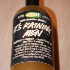 Lush - Its Raining Men - foto č. 1