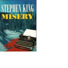 Stephen king - Misery, Temn� vize - foto �. 1