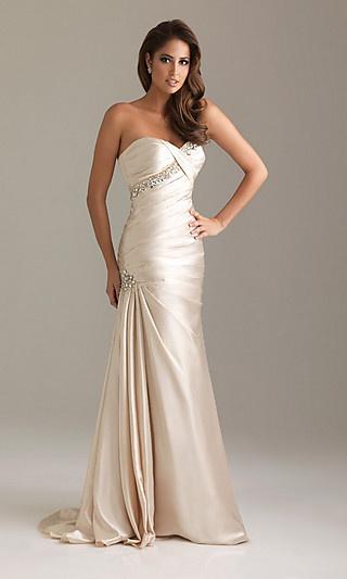 195daf2f1d2 Kde zakoupit vkusné jednoduché šaty na maturitní ples  (HK