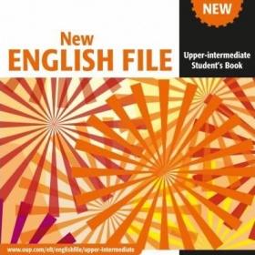 Učebnice a sešit NEW English File upper intermediate - foto č. 1