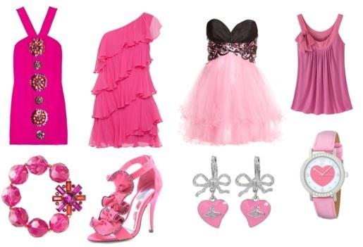 Růžové šaty na léto - Bazar Omlazení.cz f31e15fd649