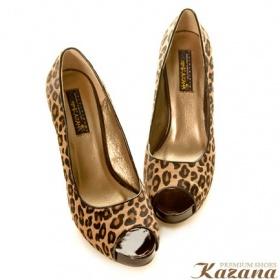 leopardí boty - foto č. 1