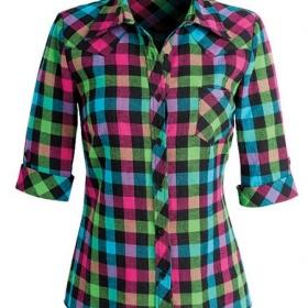 Kostkované košile - foto č. 1