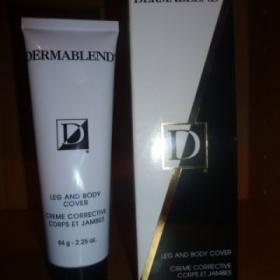 Dermablend vysoko krycí make up Leg and Body Cover - foto č. 1