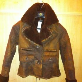 Hnědý kabátek - foto č. 1