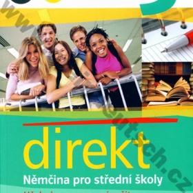 Koupím, vyměním učebnici NJ Direkt 3 - foto č. 1