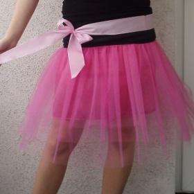 Tylová sukně - foto č. 1