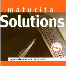 Koup�m Maturita Solution Upper - Intermediate - foto �. 1