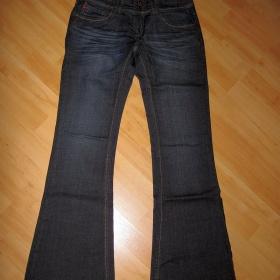 Tmavě modré džíny Awear - foto č. 1