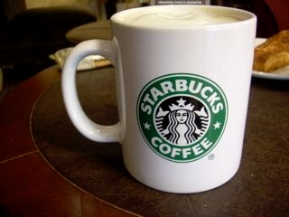 Starbucks termoska