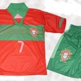 Fotbalov� dres Portugalska Ronaldo - foto �. 1