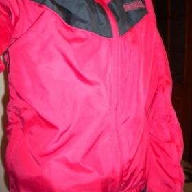 Londsdale - růžová bunda - foto č. 1