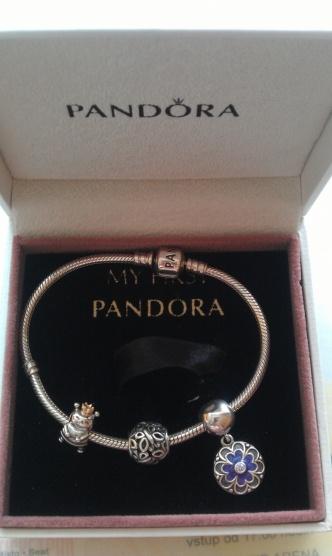 Original Pandora Naramok