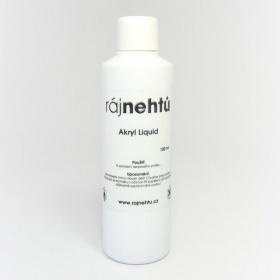 Odlitek liquidu na akrylovou modeláž - foto č. 1