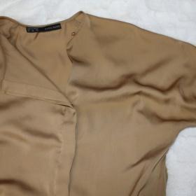 Camel košile Zara - foto č. 1