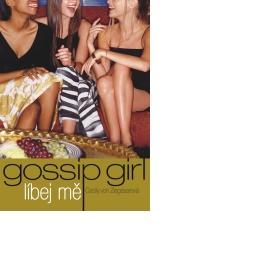 Kn�ky Gossip Girl od Cecily von Ziegesar - foto �. 1
