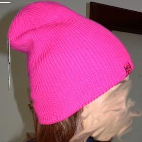 Dámská růžová čepice Roxy - foto č. 1