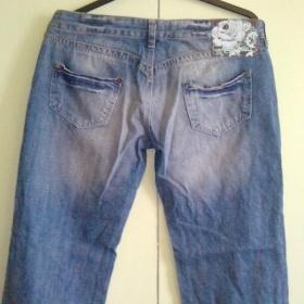 Modré džíny Kaky jeans - foto č. 1