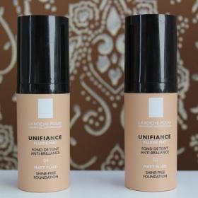 La Roche - Posay Unifiance Fluide Mat make - up 04, 02 - foto č. 1