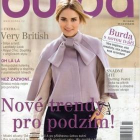 Časopisy Burda - foto č. 1
