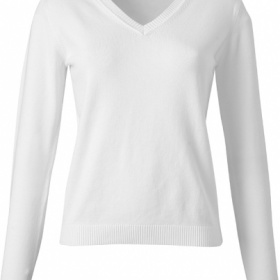 Bílý tenký svetřík - foto č. 1