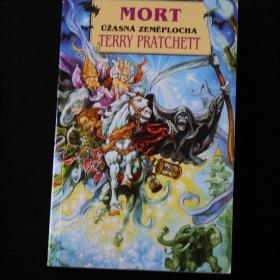 Terry Pratchett - Zeměplocha - Mort - foto č. 1