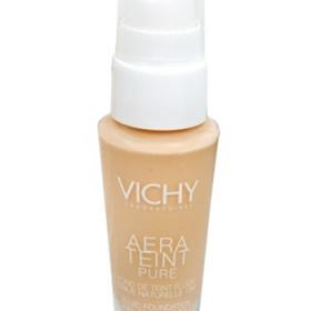Vichy Fluidn� make - up A�ra Teint Pure 30 ml, odst�n 23 Ivory - foto �. 1