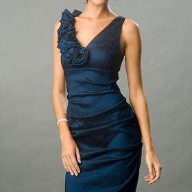 Elegantní šaty - foto č. 1