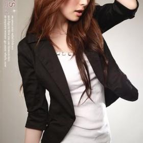 Černá sáčko Japan style - foto č. 1