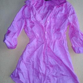 Košile Gate růžová - foto č. 1