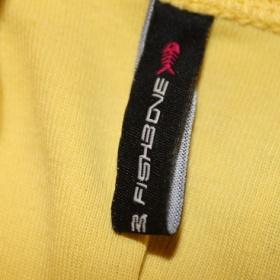 Žluté tričko Amisu - foto č. 1
