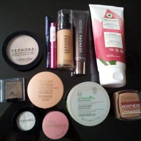 Kosmetika Sephora, Bourjois, Loreal atd. - foto �. 1